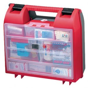 "First Aid Cabinet/Case ""Bar 201"""