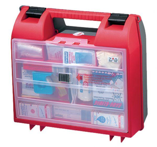 "First Aid Cabinet/Case ""Bar 201"""