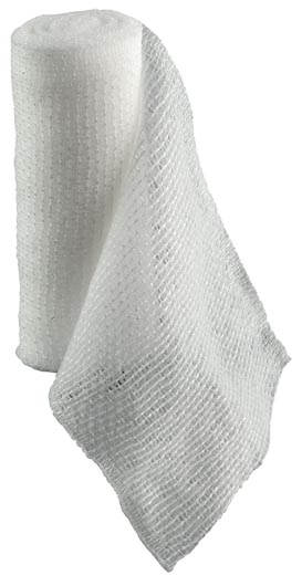 Cotton Gauze Rolls 7 cm