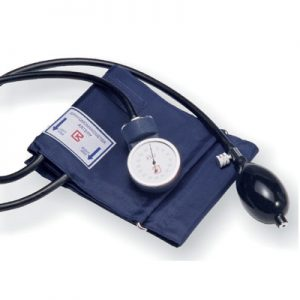 Manual Sphygmomanometer clock