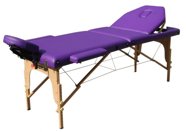 Folding massage therapy Bed model DKR303 California Bds