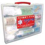 First Aid Kit PRO DRIVE