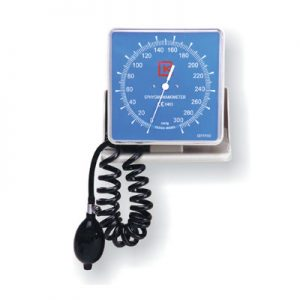 Sphygmomanometer wall clock