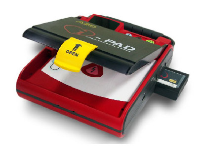 Defibrillator I-Pad NF 1200