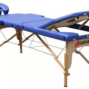 מיטת טיפול ועיסוי מתקפלת דגם DKR303 קליפורניה בדס