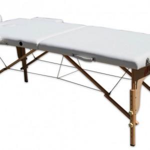 מיטת טיפול ועיסוי מעץ קלה מאוד דגם DKR205
