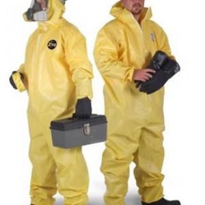 סרבל/חליפת כימיקלים ZYTRON 300 מידה XXL