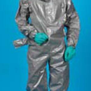 """חליפה עמידה לאצטון רב פעמית מעל 480 דקות CHEMAX3 חליפה עמידה בחומרי לחימה כימית, חיידקים ואב""""כ"""