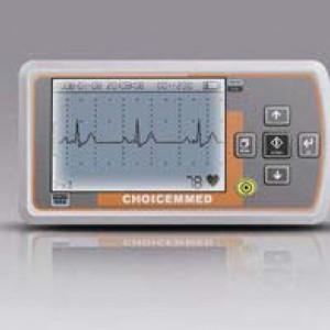 מכשיר א.ק.ג DKR100A1 לבדיקת קצב הלב - אנגלית