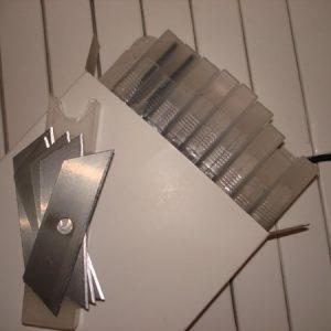 להב לסכין בטיחות DKR