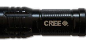 פנס סיירות לד CREE מקורי 3W טקטי